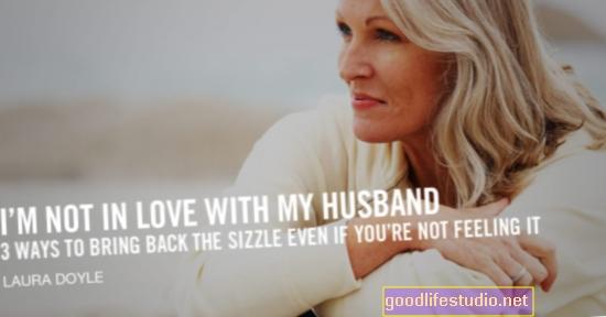 Není v lásce s manželem