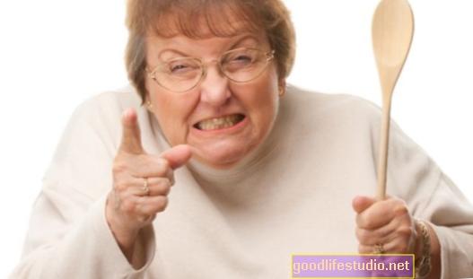 Pārvarīga vecmāmiņa