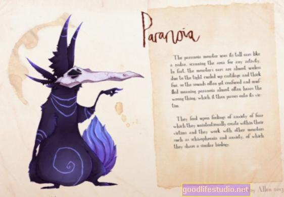 Paranoico de demonios