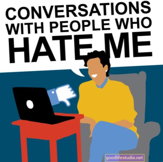 Le persone non mi piacciono senza motivo
