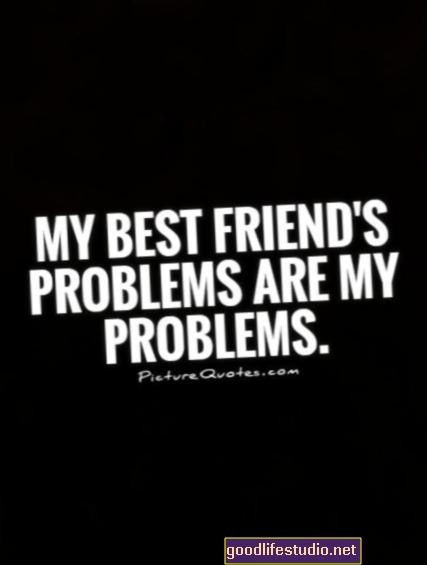Masalah dengan Sahabat Terbaik