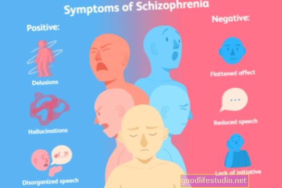 Domāju, ka man ir viegla šizofrēnija