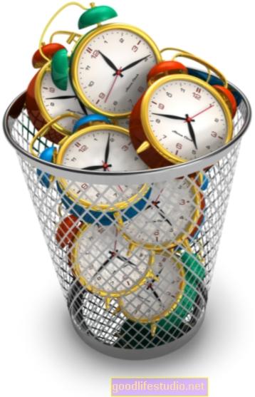 Perdiendo el tiempo