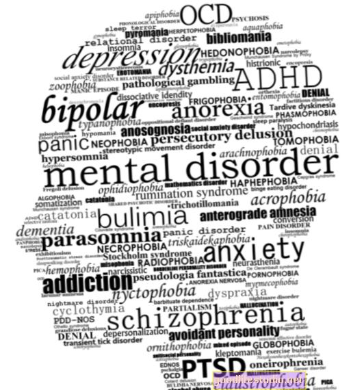 ¿Qué trastorno mental tiene mi hermana?