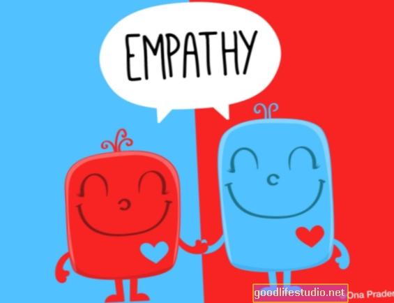 Kāpēc es nevaru just empātiju?