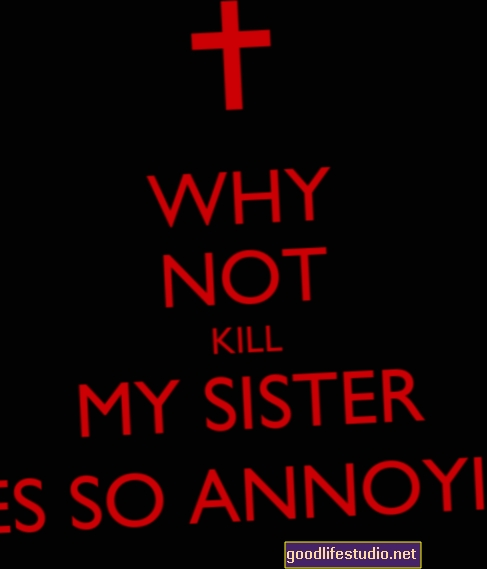 Perché mia sorella continua a combattere con me?