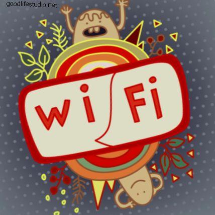 200 smiješnih Wifi imena