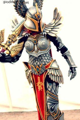 200 ženskih imena Paladina - Vodič u svijetu fantazije