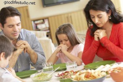 12 молитв за еду
