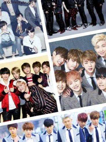 """BTS narių profilis (""""Bangtan Boys""""), faktai apie BTS (atnaujinta 2019 m.)"""