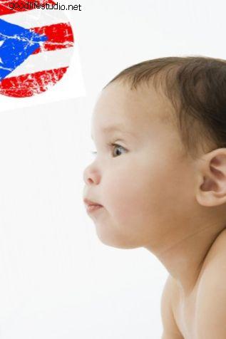 100 nombres de bebés puertorriqueños con significados