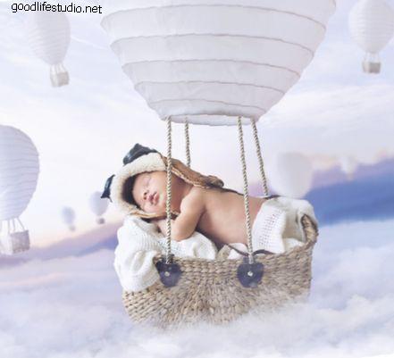 100 nombres de bebé que significan cielo, lluvia, aire, viento o nube