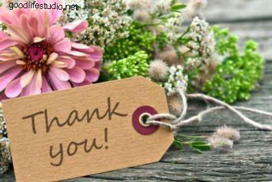 Mensajes de agradecimiento por hospitalidad y generosidad