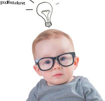 80 nombres de bebés que significan inteligentes