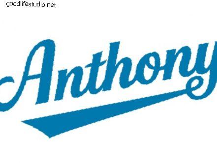ألقاب لأنتوني