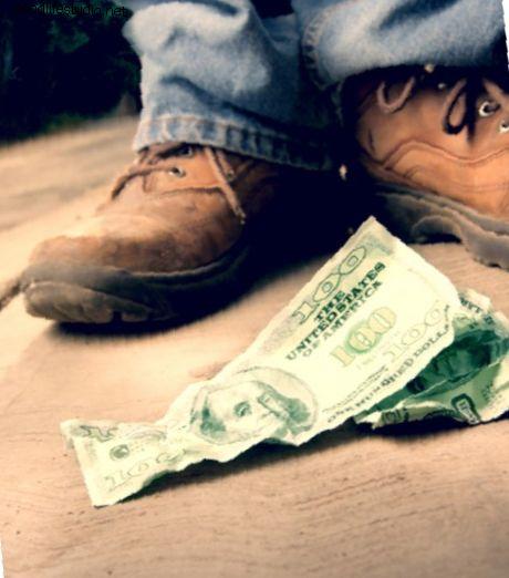 Što znači kad sanjate o pronalaženju novca?