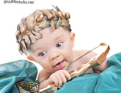 100 řeckých bohyní dětských jmen