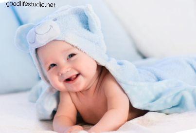 100 AZ едно име за момчета за бебета
