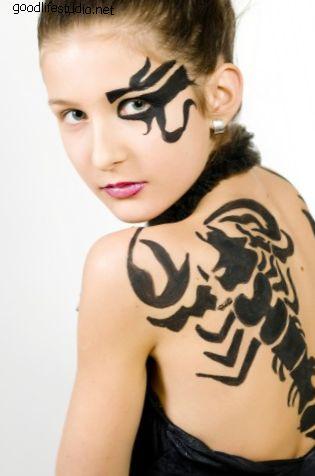 Скорпион Женщина в любви
