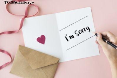 10 cartas para pedir perdón a tu novio