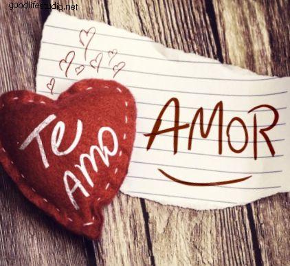 """¿Qué significa la frase española """"Te amo, mi amor"""" en inglés?"""