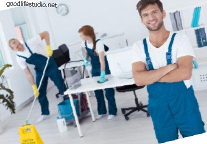 100 nombres comerciales únicos de limpieza