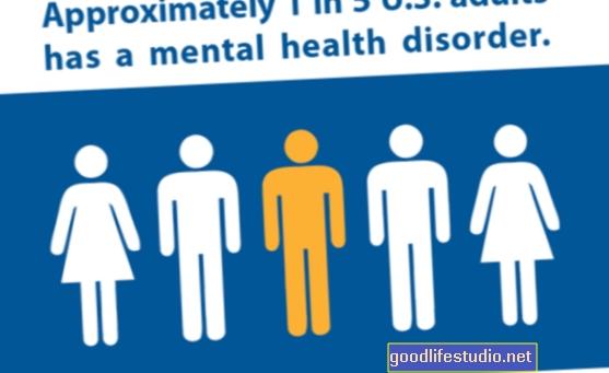 1 de cada 5 estadounidenses sufrió una enfermedad mental en el último año