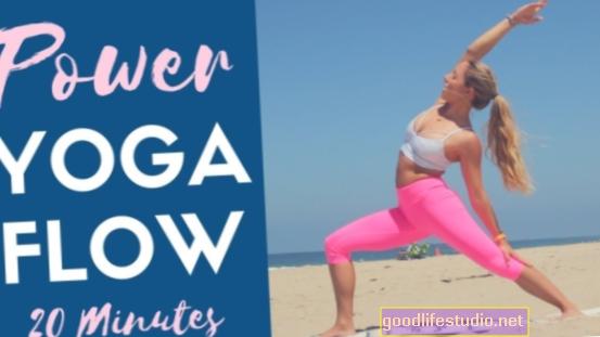 20 minūtes jogas var tonizēt gan ķermeni, gan prātu