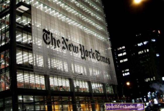 Academics Fault New York Times Zobrazení PTSD