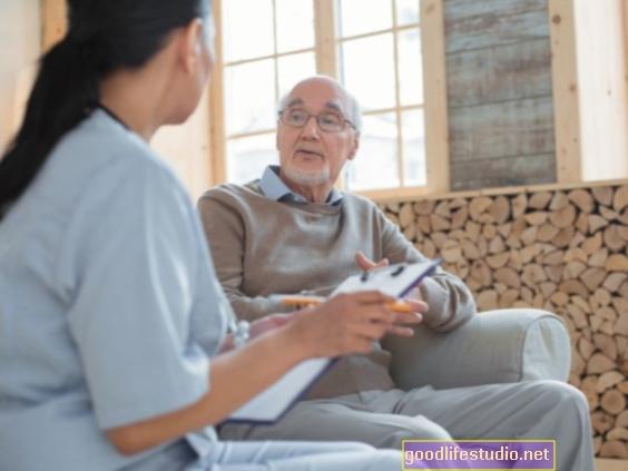 अवसाद के लक्षणों को संबोधित करने से याददाश्त और अनुभूति में सुधार हो सकता है