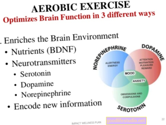 Latihan Aerobik Mengoptimumkan Fungsi Otak pada Orang Dewasa yang Lebih Tua