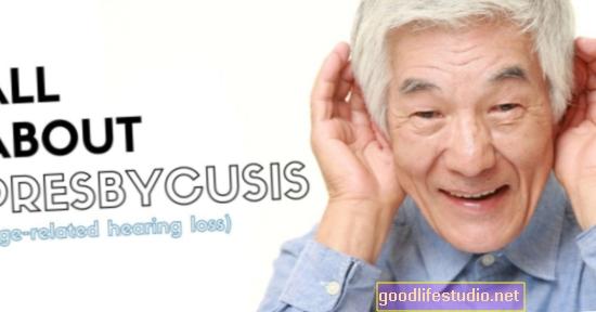 Възрастовата загуба на слуха може да повлияе на личността