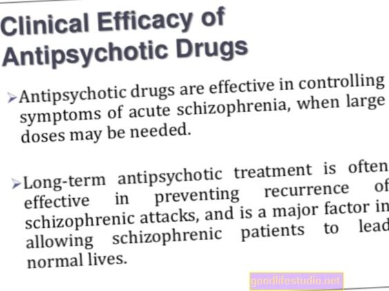 Apuntar a medicamentos para la esquizofrenia de próxima generación es atenuar los síntomas sin efectos secundarios