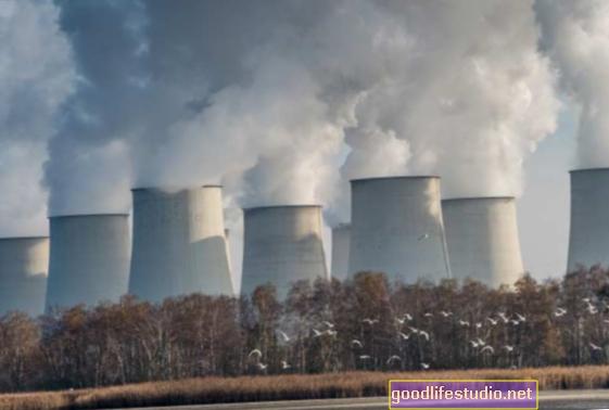 La contaminación del aire está relacionada con un mayor riesgo de ansiedad y accidente cerebrovascular