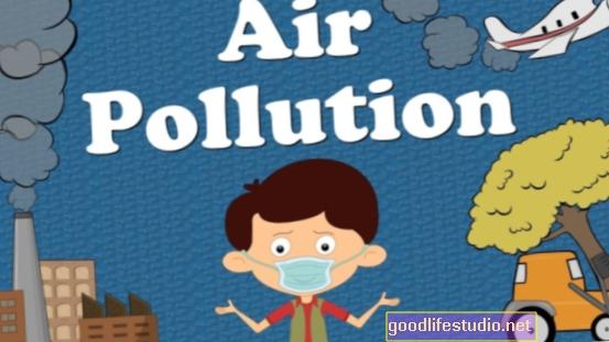 Onečišćenje zraka može utjecati na mentalno zdravlje djece