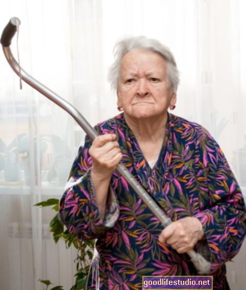 Alzheimerova choroba je agresivnější u mladších starších lidí
