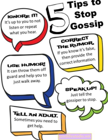 El programa contra el acoso escolar reduce los chismes de los niños