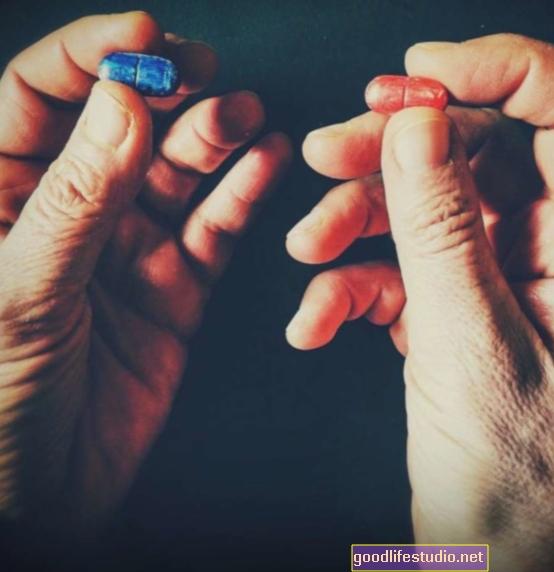 Antidepresiva fungují lépe než placebo při těžké depresi