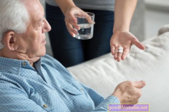 Fármacos antipsicóticos relacionados con la disminución del volumen cerebral