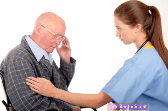 Los antipsicóticos para la psicosis de Parkinson pueden ser peligrosos