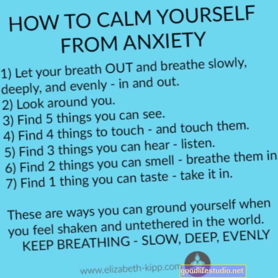 La ansiedad apesta