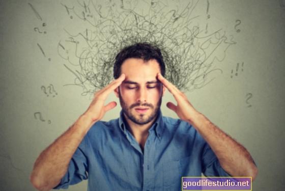 Úzkostní lidé bojují s rozhodnutími tváří v tvář nejistotě
