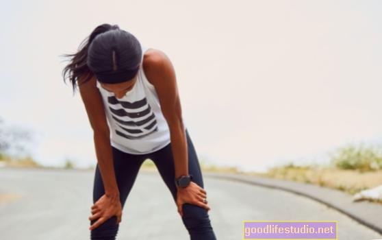 La aplicación muestra cuánto ejercicio se necesita para reducir el riesgo de enfermedades cardíacas