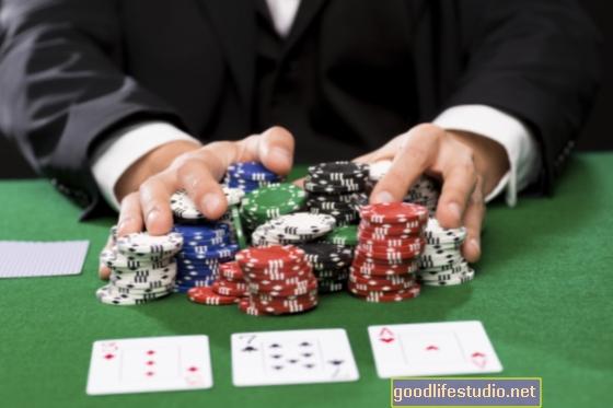 Ar lošimai ir didelės rizikos seksas yra susiję?