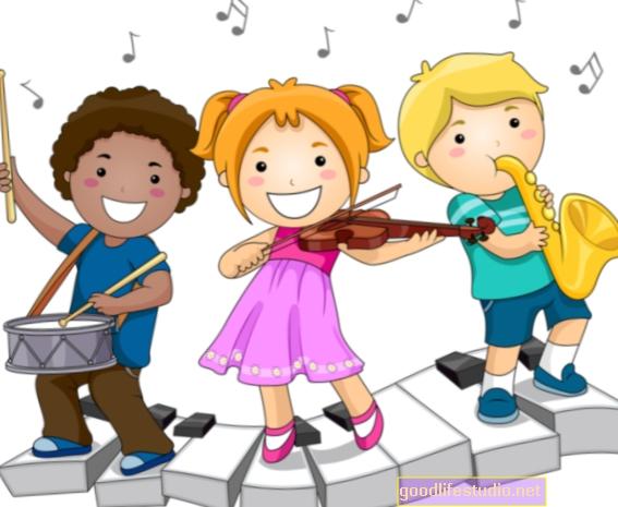 El arte y la música en la infancia fomentan la creatividad y el espíritu empresarial