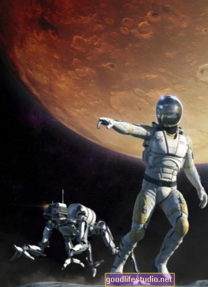 Gli astronauti del futuro devono superare i potenziali rischi cerebrali