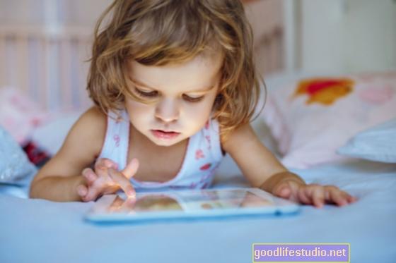 Аутистична деца опсједају технологију екрана