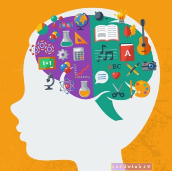 Mozky dětí zpracovávají slova dospělým způsobem