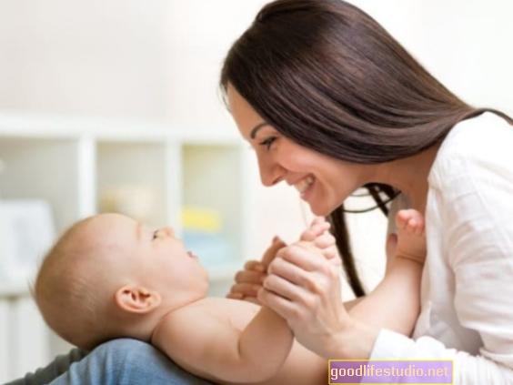 Los bebés pueden reconocer palabras relacionadas