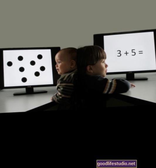 تتنبأ مهارات التفكير المكاني للأطفال بالقدرة الرياضية في عمر 4 سنوات